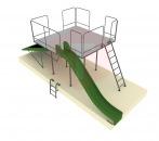 Водный аттракцион чертежи, услуги конструктора, промышленный дизайн